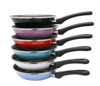 Judge Induction Funky Frying Pan 20cm - Assorted Colours