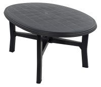 Trabella Teramo 6 Table Anthracite