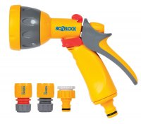 Hozelock Multi Spray Gun & Fittings Starter Set