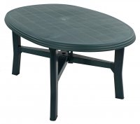 Trabella Teramo 6 Table Green