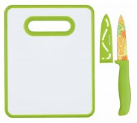 KitchenCraft Healthy Eating Chop & Slice Set