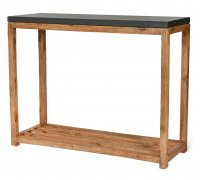 Garden Trading Chilson Console Table, Large - Cement Fibre