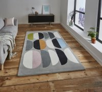 Think Rugs Inaluxe Composition IX06 - Various Sizes