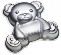 Sweetly Does It Teddy Shaped Cake Pan 27cm x 26cm x 6cm