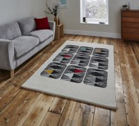 Think Rugs Inaluxe Night Sky IX09 - Various Sizes