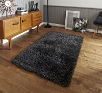 Think Rugs Monte Carlo Grey - Various Sizes