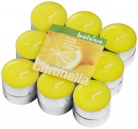 Bolsius Citronella Tea Light Bag Of 18