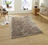 Think Rugs Monte Carlo Mink - Various Sizes