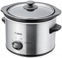 Judge Electricals Slow Cooker 1.5lt Round