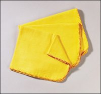 Abbey 20X18 Standard Yellow Duster (pack of 1)