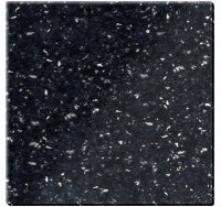Creative Tops Naturals Black Granite Coasters (Set of 4)