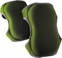 Town & Country TCG8070 Memory Foam Knee Pads Green