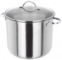 Judge Essentials Stainless Steel Stockpot 26cm