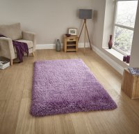 Think Rugs Montana Lilac - Various Sizes