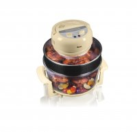 Swan Halogen Oven And Air Fryer - Cream