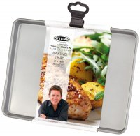 Stellar James Martin Bakers Dozen Baking Tray 24x18x1.5cm/9½x7x½""
