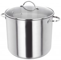 Judge Essentials Stainless Steel Stockpot 28cm