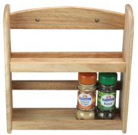 Apollo Housewares Spice Rack 2 Tier