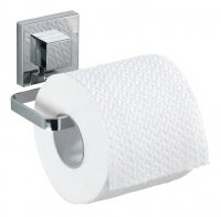 Wenko Vacuum Loc Quadro Toilet Roll Paper Holder