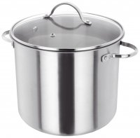 Judge Essentials Stainless Steel Stockpot 24cm