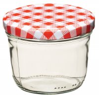 Home Made Preserving Jar 230ml (8oz)