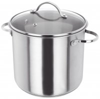 Judge Essentials Stainless Steel Stockpot 22cm