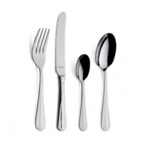 Amefa Classic 18/0 Stainless Steel Cutlery - Rattail