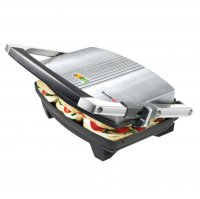 Breville Stainless Steel Panini Press