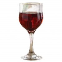 Rayware Tulip Red Wine Glasses (Pack of 4)