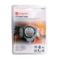 Kingavon 12 LED Head Lamp