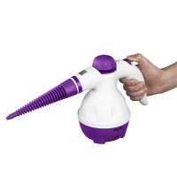 Pifco 1000w Handheld Steam Cleaner Purple