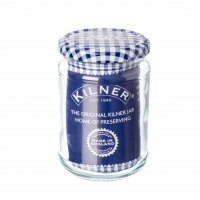 Kilner Round Twist Top Jar 370ml
