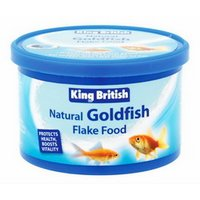King British Goldfish Flake (With IHB) 12g