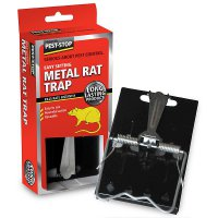 Pest-Stop Easy Setting Metal Rat Trap