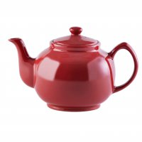 Price & Kensington Brights 10 Cup Teapot Red