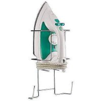 Metaltex Blitz Iron & Ironing Board Holder