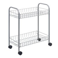 Metaltex Madrid Rolling Cart