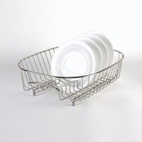 Delfinware Plate Sink Basket Stainless Steel