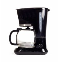 Igenix 800W 1.25 Litre Filter Coffee Maker Black