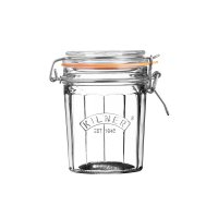 Kilner Facetted Clip Top Jar 0.45lt