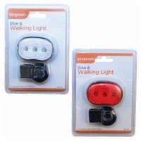 Kingavon Bicycle & Walking Light