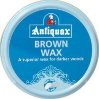 Antiquax Brown Wax Wood Polish 100ml