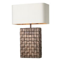 David Hunt Element Table Lamp Copper Base Only