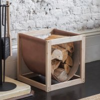 Garden Trading Kelston Log Holder