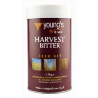 Young's Ubrew Beer Kit (40 Pints) - Harvest Bitter