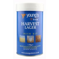 Young's Ubrew Beer Kit (40 Pints) - Harvest Lager