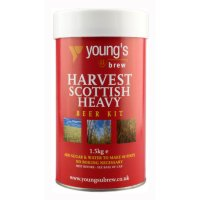 Young's Ubrew Beer Kit (40 Pints) - Harvest Scottish Heavy Ale