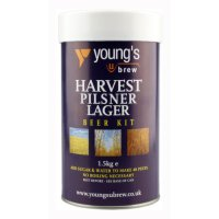 Young's Ubrew Beer Kit (40 Pints) - Harvest Pilsner