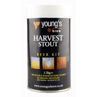 Young's Ubrew Beer Kit (30 Pints) - Harvest Stout