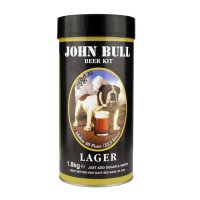 John Bull Beer Kit (40 Pints) - Lager